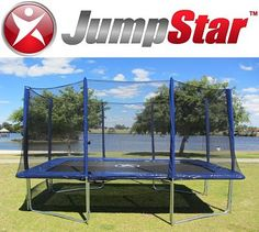 1000 images about jump star 39 s amazing trampolines on pinterest rectangle trampoline. Black Bedroom Furniture Sets. Home Design Ideas