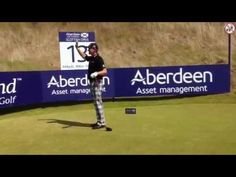 Paul Lawrie - Happy Gilmore Tee Shot at the Scottish Open The crowd were so impressed that they suggested Paul hits all his tee shots like this! Tee One Up Golf Chris Wright, Golf Drivers, Asset Management, Play Golf, Crowd, Shots, Tees, Happy, Outdoor