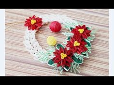 19 Quick Paper Quilling Ideas For Beginners – Quilling Techniques Quilling Images, Paper Quilling Flowers, Quilling Work, Paper Quilling Designs, Quilling Craft, Quilling Patterns, Quilling Ideas, Quilling Christmas, Christmas Wreaths