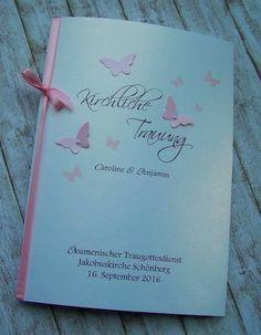 besondere Einladungen zur Hochzeit mit Schmetterlingen in vielen