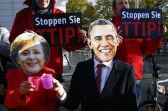 Geheime TTIP-Papiere enthüllt: USA üben Druck auf EU aus