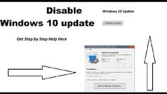 Simple Steps to Disable Windows 10 Update - Companies Contact Detail Disability, Windows 10, Detail, Simple
