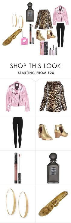 """""""Yes, yes I would."""" by martianspygirl on Polyvore featuring MANGO, Polo Ralph Lauren, Jeffrey Campbell, Kat Von D, Tom Ford, Lana and Too Faced Cosmetics"""