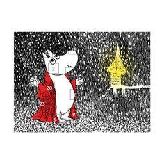 Moomin Christmas calendar