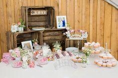 Candy Bar für deine Hochzeit
