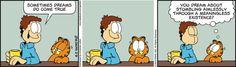 Garfield February 09, 2015