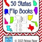 50 States - Flip Books $