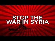 ▶ Stop The War in Syria! Send This Video to Congress - this is a VERY GOOD video! Please pass it around! Post it on your F.B. page! INFOWARS.COM BECAUSE THERE'S A WAR ON FOR YOUR MIND