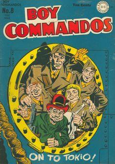 Jack Kirby Art, Comic Boards, War Comics, Comics Universe, Dc Heroes, Comic Covers, Golden Age, Short Stories