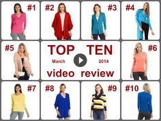 Top10 Amazing Deals on Sweaters (March 2014). Learn more https://www.facebook.com/AmazingDailyDealsSite/app_196675870537829