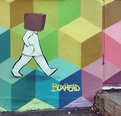 by Boxhead - Walhampstow, England - 2014 (LP)