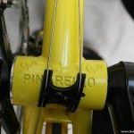 Pinarello van Piet Beerens @ Italiaanse Racefietsen