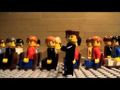 Top movie moments in Legos!  by Harry Bossert of zootproductions.com