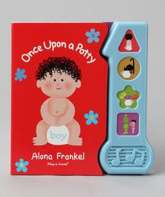 Stimulating sounds bring this story to life for budding bibliophiles. A multi-sensory story with interactive elements, it's sure to be an instant favorite.Board bookBatteries includedRecommended for ages 18 monthsand up