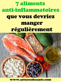 aliment anti inflammatoire naturel