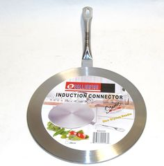 Induction Cooktop Converter Interface Disc 7.5' Stainless Steel >>> Read more reviews of the product by visiting the link on the image.