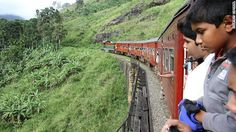 Sri Lanka has two first-class rail choices -- ExpoRail and the Rajadhani Express. They offer one of the most scenic, and cheapest, ways to get around the country.
