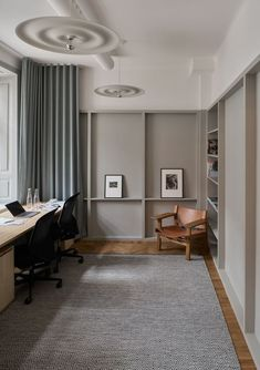 Home Office Design Ideas – Whether you have a dedicated home office room or you… – Home Office Design On A Budget Home Office Design, Home Office Decor, Home Decor, Office Ideas, Basement Home Office, Office Designs, Bar Furniture, Office Furniture, Furniture Websites