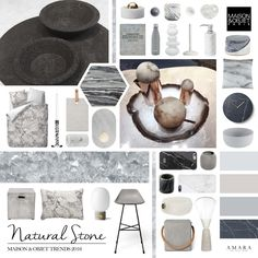 The LuxPad, trends, Maison et Objet, Natural Stone, marble, interior, style, home decor