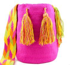 Mobolso - Wayuu Mochilas - Izabelle - Wayuu Mochila