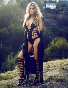 Carmen Electra in the #ShoeCult Advantage Gladiator Heel (http://www.nastygal.com/product/shoe-cult-advantage-gladiator-heel?utm_source=pinterest&utm_medium=smm&utm_term=influencer_nasty_gal&utm_content=nasty_gals_in_the_wild&utm_campaign=pinterest_nastygal) Via @galoremag