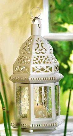 20 large moroccan lantern wedding centerpieces giftsforhimorher http rh pinterest com Colored Glass Lantern Centerpiece Colored Glass Lantern Centerpiece