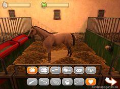 Horse World 3D - Kinder App für iPad iPhone