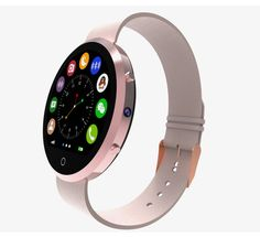 3 Colors New Round Smart Watch BT360 Health Monitor Bluetooth SmartwatchFor IOS Android Smartphone Support SIM Card -in stock Digital Guru Shop