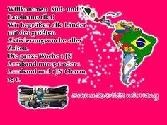 Bienvenido a América del Sur y América Latina: enamorados de las joyas Ecards, Memes, Movie Posters, Latin America, Jewels, In Love, Schmuck, E Cards, Meme