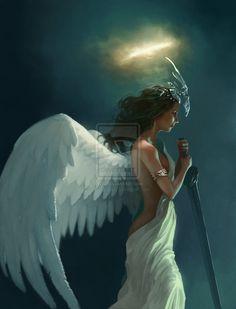 Angel Spirit Guide.