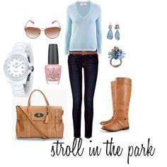 Stroll In The Park