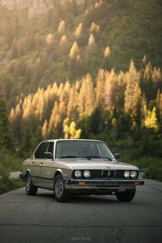 1988 BMW 535i in Bronzit Beige Metallic - n@han on Tumblr