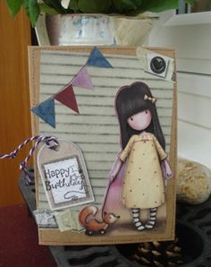 docrafts for inspirational card making, art and craft ideas || Project SEARCH Gallery > CARD MAKING > gorjuss (1439)