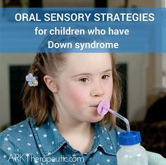 """""""I have a 12 day old infant with diagnosed Down Syndrome. She has moderate tongue protrusion. A friend suggested your products. I was wondering which ones you recommend and any suggestions you might have? Thank you for your help with this!"""" . . Dear New Mom, although each child is different, there are several goals that I usually work on: . ORAL SENSITIVITIES In my experience, children who have Down Syndrome often develop oral defensiveness and..."""