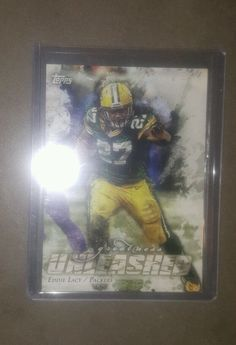 2014 Topps Greatness Unleashed Eddie Lacy #GUEL Green Bay Packers in Sports Mem, Cards & Fan Shop, Cards, Football | eBay