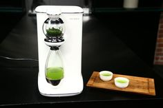 Meet Teforia, A Tea Brewing Robot For The Home - http://eleccafe.com/2015/10/29/meet-teforia-a-tea-brewing-robot-for-the-home/