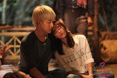 Kiss me Thai drama love it Kiss Me Drama, Live Action, Mike D Angelo, Itazura Na Kiss, Playful Kiss, Japanese Drama, Ulzzang Couple, Romantic Moments, Thai Drama
