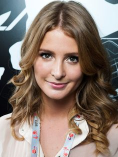 lighter LEFT side!!!!!   Millie Mackintosh dark blonde hair colour: http://beautyeditor.ca/2014/08/20/hair-colour-ideas-for-light-brown-hair/