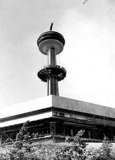Skylon  1965. Niagara Falls
