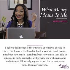 Repost @mmwithnimi ・・・ #WhatMoneyMeansToMe - ARESE UGWU is the founder of smartmoneyafrica.org (link in bio) a personal finance platform tailored to the african millennial. She serves on the boards of House of Tara, The Nigeria Higher Education Foundation and Partnership Investment Plc.   #Sales #business #marketing #money #selling #motivation #goals #inspiration #amazing #cool #entrepreneur #entrepreneurship #startup #photooftheday #smallbusiness #tweegram #quoteofthed