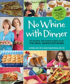 The Meal Makeover Moms - has a HUGE recipe index. If it works on kids, this might help me get Justin to eat healthier even!