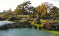 Croix entre Ambon et Damgan au fond de la rivière de Pénerf Station Balnéaire, Brittany, Outdoor, Dolphins, Crosses, Places, Outdoors, Bretagne, The Great Outdoors