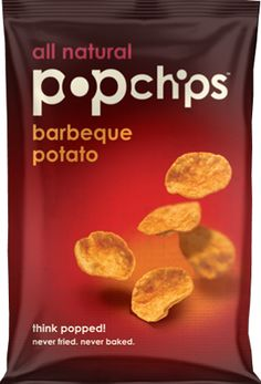 Popchips. The best chips in the world