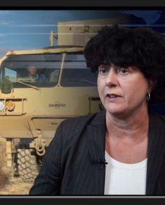 iHLS TV – Margaret Morse , Boeing's VP for directed energy systems