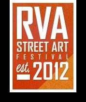 RVA Street Art Festival this weekend! April 12 - 15 , 2012 shockoe flood wall power plant