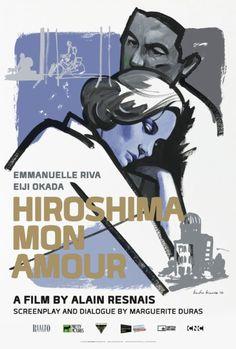 Hiroshima Mon Amour (1959) - Alain Resnais