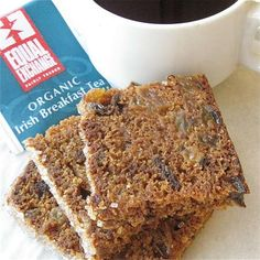 Recipe: Tea Brack  http://www.kingarthurflour.com/blog/2010/03/14/irelands-deep-dark-secret-tea-brack/