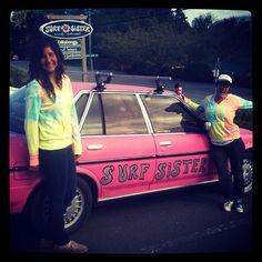 Surf Sisters! Tofino