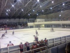 Match de Hockey Valenciennes-Brest