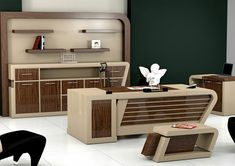 Woodworking For Beginners Tools Office Counter Design, Office Table Design, Corporate Office Design, Office Furniture Design, Office Interior Design, Office Interiors, Computer Desk Design, Decoration, Woodworking Plans